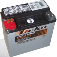 Deka AGM Powersport Accu 12Ah CTX14-BS
