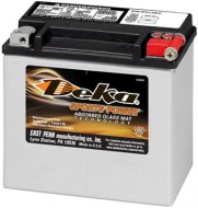 Deka AGM Powersport Accu 12Ah CTX14L-BS