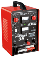 Helvi 6-12-24 Volt 38A Acculader Progress 35