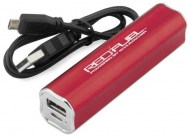 Red Fuel Powerbank 2600mAh
