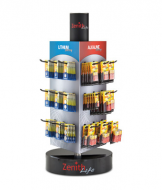 Zenith Life Display met Batterijen